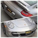 Photo taken at Porsche of Downtown LA by Alan S. on 11/14/2014