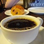 Photo taken at Café on the Ave. by Ryan E. on 7/22/2013