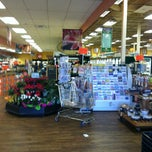 Photo taken at Harvest Market - Novato by Nick T. on 3/7/2013