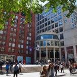 Photo taken at NYU Stern School of Business by NYU S. on 6/13/2014