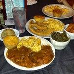 Photo taken at 6978 Soul Food by Sabrina R. on 8/27/2014