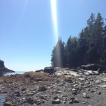 Photo taken at Burnt Porcupine Island by Justin M. on 8/30/2013