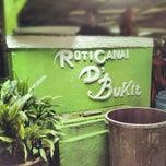 Photo taken at Roti Canai D'Bukit by Raja Rizal I. on 1/1/2013