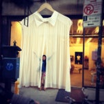 Photo taken at Maryam Nassir Zadeh by UPD0WNACR0SS on 5/16/2013