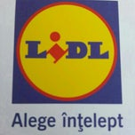 Photo taken at LIDL by Stef on 7/11/2013