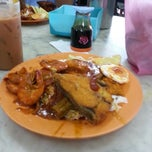 Photo taken at Nasi Ganja by Rahizan Z. on 10/25/2012