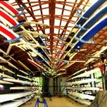 Photo taken at Texas Rowing Center by Mick J. on 3/22/2013