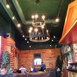 Photo taken at Cabin Coffee by Nada J. on 2/22/2013