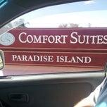 Photo taken at Comfort Suites by Luke B. on 11/11/2012
