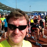 Photo taken at Regional Athletics Arena (mini CoMS) by Rene P. on 7/14/2013