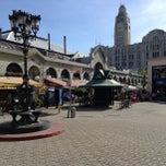 Photo taken at Mercado del Puerto by qd 2. on 5/17/2013