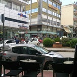 Photo taken at alibi cafe by Kostas G. on 5/14/2013