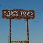 Photo taken at Sam's Town Tunica Hotel & Casino by David W. on 1/18/2013