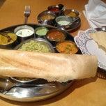 Photo taken at Sagar Vegetarian by Shashikant J. on 1/17/2013