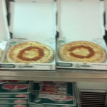Photo taken at Papa John's Pizza by J F. on 1/24/2013