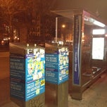 Photo taken at MTA M15 +Select Bus Service+ - Houston Street by Joe R. on 2/8/2013