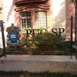 Photo taken at PUC-SP Campus Monte Alegre by William F. on 10/27/2012