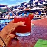 Photo taken at Hotel Rio Búzios Beach by Tainah M. on 2/3/2015