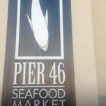 Photo taken at Pier 46 Seafood Company, Inc. by Tori S. on 11/2/2012