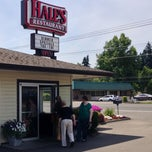 Photo taken at Hale's Restaurant by Andrew Ross R. on 6/15/2013