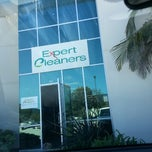 Photo taken at Expert Cleaners by Jake R. on 4/11/2013
