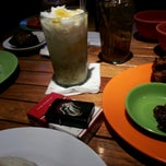Photo taken at Garden Cafe by Widy K. on 4/1/2014