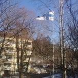 Photo taken at Kisakylä by Niina L. on 4/9/2013