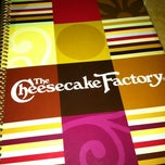 Photo taken at Cheesecake Factory by Jiyeon K. on 4/28/2012