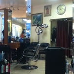 Photo taken at Gigi's Salon by Aleck on 12/1/2011