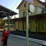 Photo taken at Bahnhof Ennepetal by Olli V. on 8/31/2011