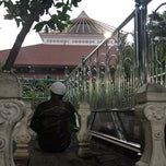 Photo taken at Makam Sunan Ampel by AdzmatKhan M. on 8/18/2012