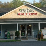 Photo taken at Oak Creek Wine & Spirits by Randy R. on 2/24/2011
