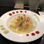 Photo taken at Fin Sushi & Sake Bar by Cory N. on 12/16/2011