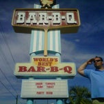 Photo taken at Maurice's BBQ Piggie Park by Big John K. on 11/8/2011