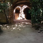 Photo taken at Underground Gardens - Baldasare Forestiere by John M. on 6/1/2012