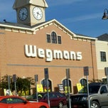 Photo taken at Wegmans by Lisa L. on 10/9/2011