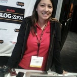 Photo taken at Kodak Booth at CES by NoniShaney @missversatile C. on 1/11/2012