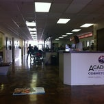 Photo taken at Academy Of Professional Cosmetology by Eric L. on 1/7/2012