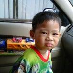 Photo taken at Jln. Gatot subroto komplek PU pengairan by achmad d. on 3/20/2011