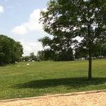 Photo taken at Peachers Mill Park by Kayla D. on 5/5/2012
