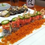 Photo taken at Kabuki Japanese Restaurant by Connor J. on 4/25/2012