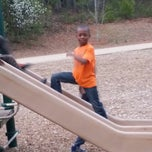 Photo taken at Park at Hairston by IAm CoKo O. on 3/15/2014