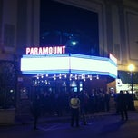 Photo taken at The Paramount by Mary Alice R. on 10/18/2012