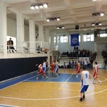 Photo taken at Spor Salonu by Mahmut A. on 3/1/2013