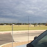 Photo taken at Soccer Fields by Paul H. on 11/16/2013