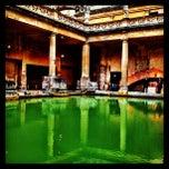 Photo taken at The Roman Baths by John K. on 5/18/2013