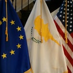 Photo taken at Embassy Of The Republic of Cyprus by Stelios S. on 7/30/2014