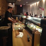 Photo taken at New Generation Sushi by Rovie J. on 11/2/2012