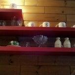 Photo taken at Caffé bene by Leshya A. on 1/26/2014