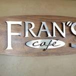 Photo taken at Fran's Café by Fúlvio M. on 11/1/2012